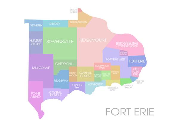 Fort Erie Neighbourhoods