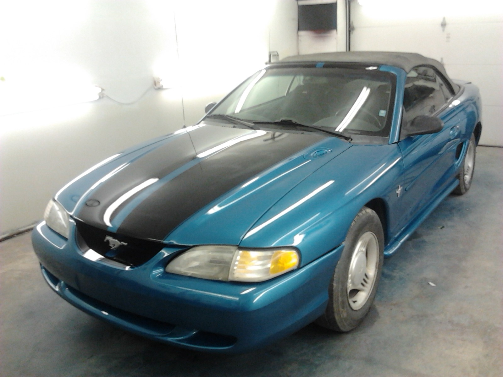 R&R 1994 Ford Mustang